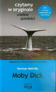 Moby Dick, Melville Herman
